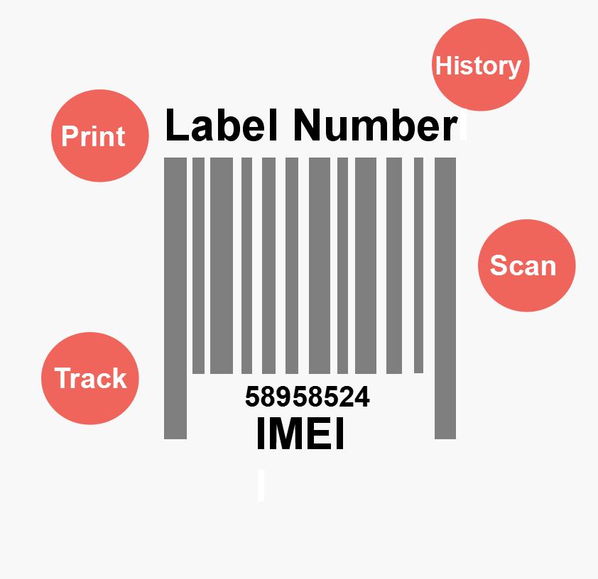 Label   POS Billing Software   Serial Number Tracking