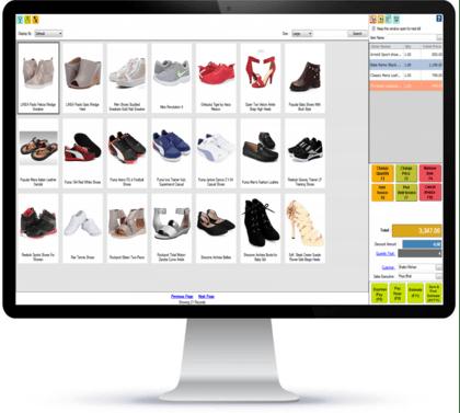Shoe Shop POS | POS Billing Software | Footwear Store POS