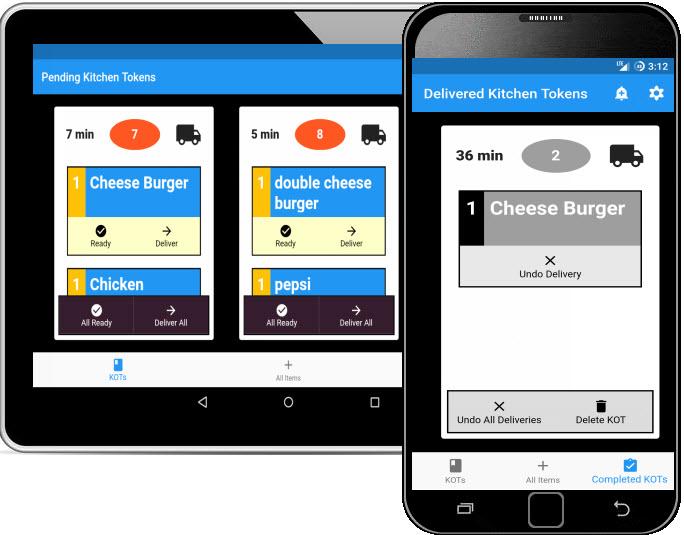 HDKOT App | POS Billing Software